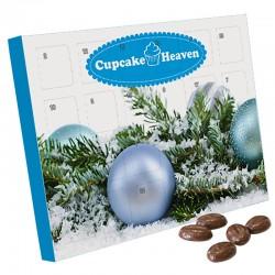 Christmas calendar Günstig chocolate beans