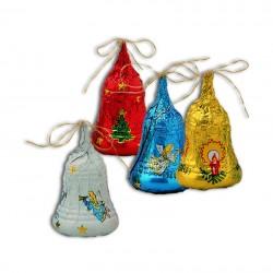 Chocolate Christmas bell