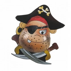 Chocolate Pirate