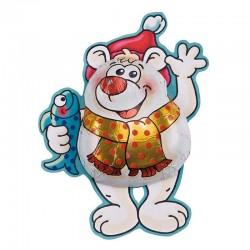 Chocolate Polar bear