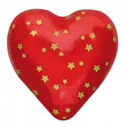 Chocolate Star-Heart