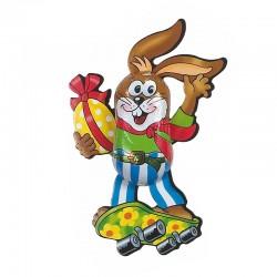 Chocolate Skater Bunny