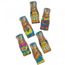 Chocolate Standing Bunny