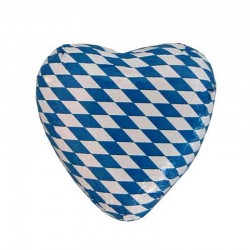 Chocolate Oktoberfest heart