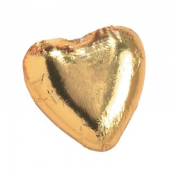 Chocolate Heart Gold