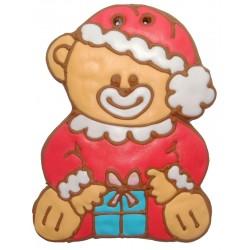 Gingerbread Christmas bear 20 cm