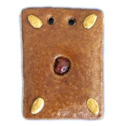 Lebkuchenplatte klein 60 g