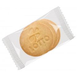 Logo-Biscuits, Round, 3 piece pack