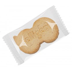 Logo-Biscuits, Shaped