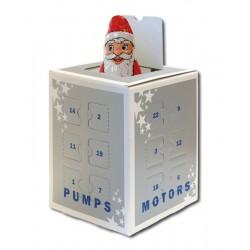 Christmas calendar Pralino