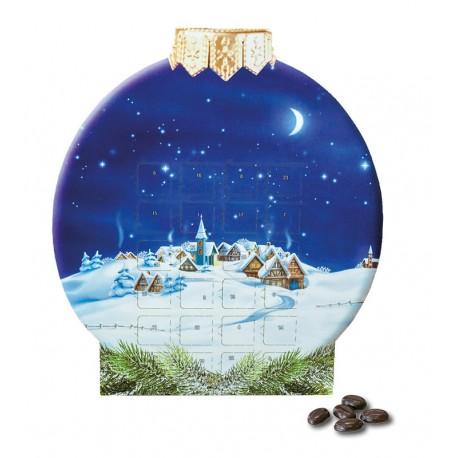 Christmas calendar – Christmas ball