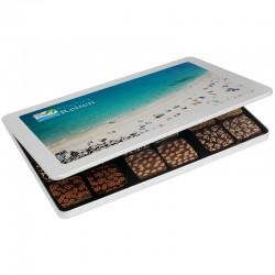 Chocolate tins
