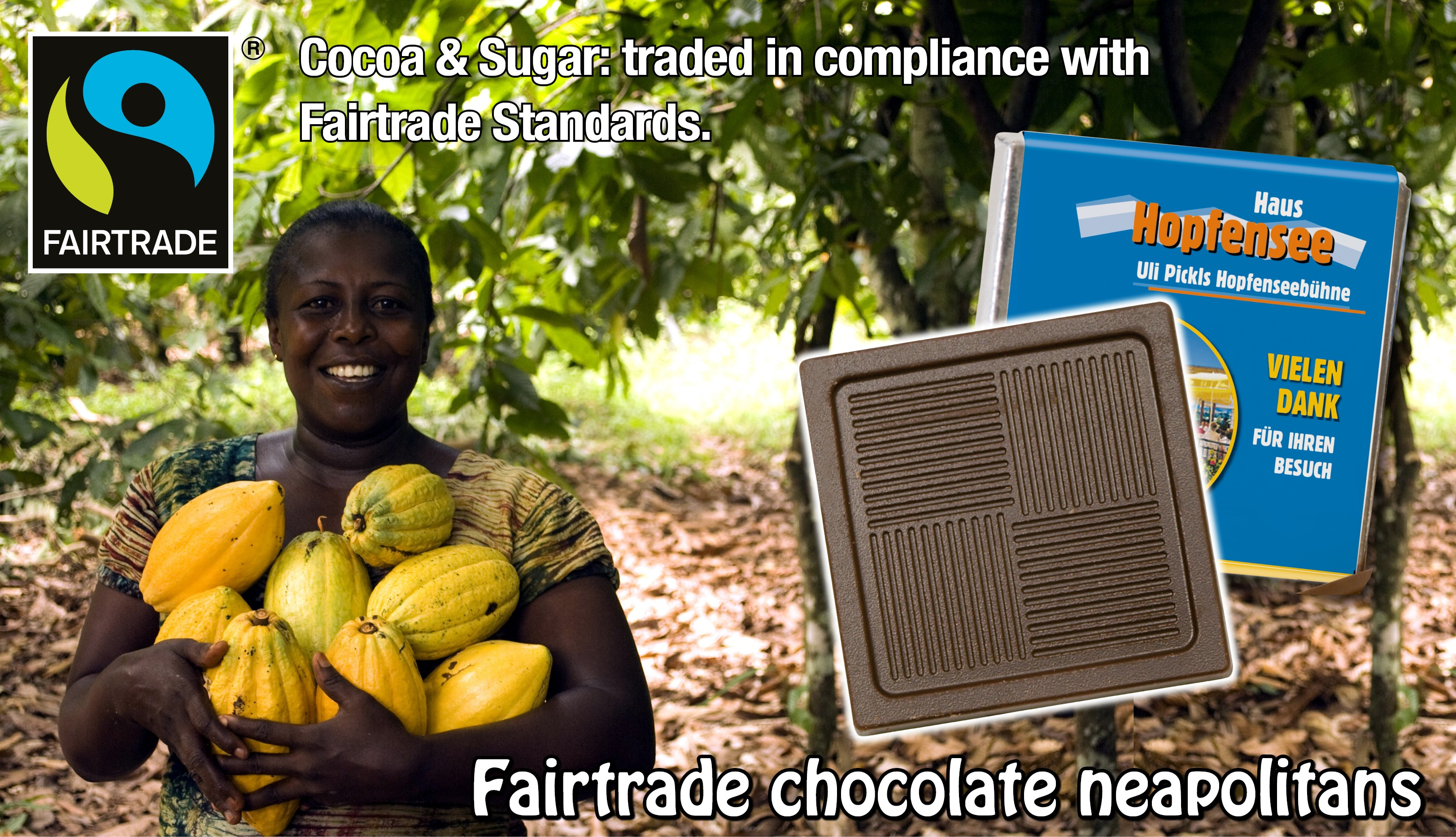 Fairtrade Chocolate